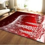 Nordic Carpets Soft Flannel 3D Printed Area Rugs Galaxy Space Anti-slip Large Rug Carpet for Living Room or bedroom Decor