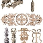 Affordable French Furniture Appliques - Home Decor