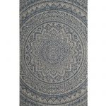 Amedee Blue Indoor/Outdoor Area Rug