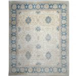 Beige Cream Rug Ziegler Inspired Living Room Rug Blue Persian Rugs Design Border