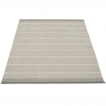 Designed by the Swedish carpet manufacturer Pappelina, Belle rug is characterize...
