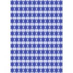 East Urban Home Wool Blue Area Rug | Wayfair