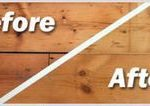 Filling gaps in prefinished wood floors. Wood flooring expands-contracts, you ge...
