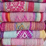 Frazadas / Rugs / Colorful Blankets from Peru - You Choose