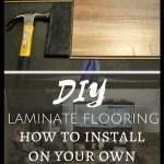 How To Install Laminate Floors On Your Own  A Beginners Guide  How To Install La...