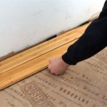 How to install Bamboo flooring
