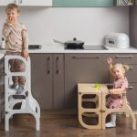 Kid's highchair, feeding chair, chair for toddler, safety seat for baby's meals