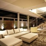 [Living Room] : Contemporary Living Room Decor Ideas Available With White Sofa S...