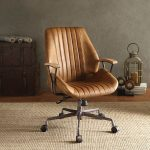 Offer a touch of mid-century-inspired style to your home office or workspace wit...