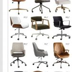 Roundup : Rolling Office & Desk Chairs - Room for Tuesday
