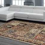 Superior Hollingsworth Collection with 6mm Pile and Jute Backing, Moisture Resistant and Anti-Static Indoor Area Rug