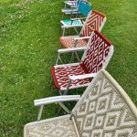 The Cutest Lawn Chairs