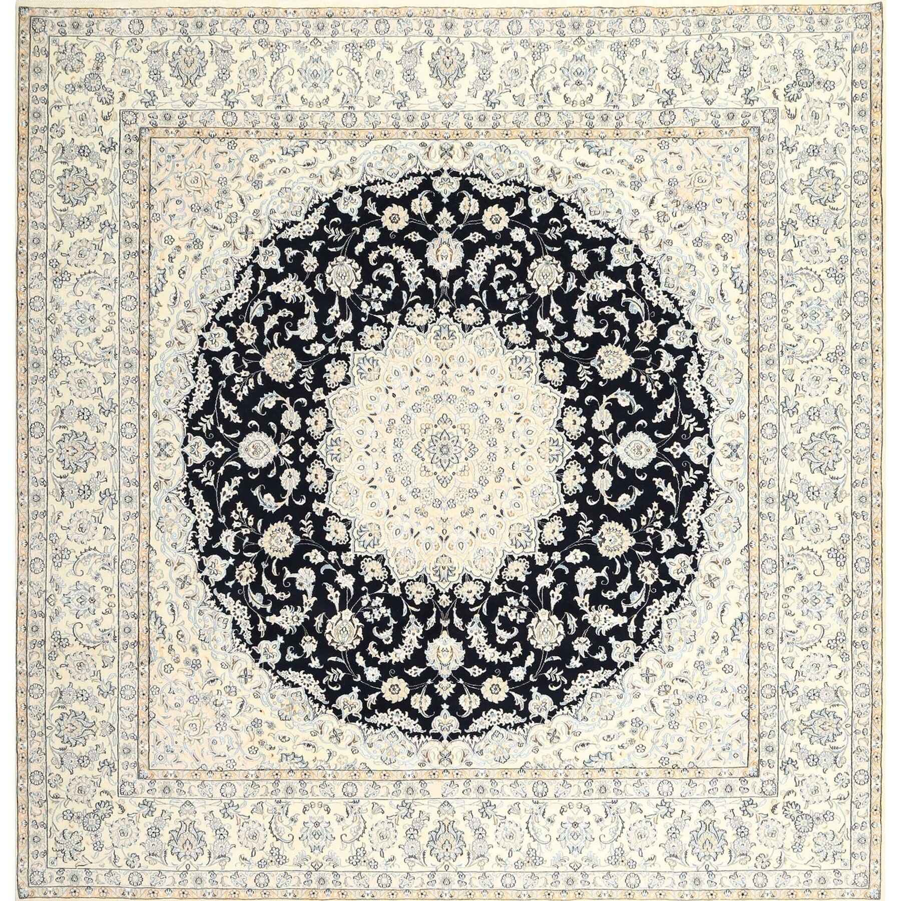 Traditional 3463 area rug – 5'0″ by 7'0″ – 5′ x 8'/Surplus, Multicolor
