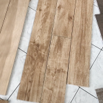 Why We Chose Wood Look Tile for Our Floors   brepurposed