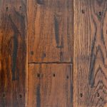 Wood floors...  With white oak's open, wavy grain and the rich, classic colori...